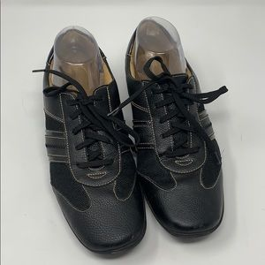 Naturalizer Black Floret Sneakers